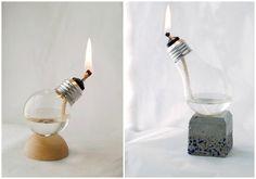Ideas para convertir bombillas en preciosos objetos de decoración. Sí, con una bombilla, has leído bien! Se funden, se rompen o se cambian y luego qué? A la basura?? De eso nada! En el post de hoy vais a ver de qué formas las bombillas recicladas pueden ayudarnos a decorar de forma original y siendo respetuosos