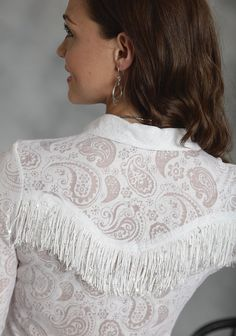 Womens Western Bling Shirts