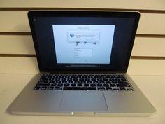 2015 Apple MacBook PRO RETINA - i5 - 8gb - 256GB - 13IN