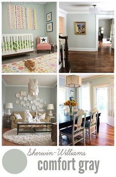 Dining Room Sherwin Williams Copen Blue For The Home