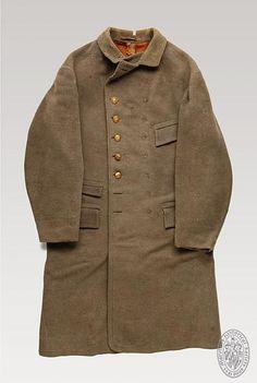 Coat used in the American Civil War.