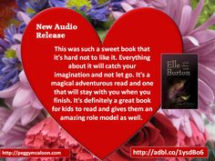 The action-packed book young girls are talking about is now an audio book!  http://adbl.co/1ysdBo6