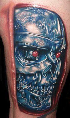 Tattoo Artist Roman Abrego