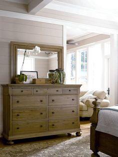 Paula Deen Aunt Peggy's Dresser 65W x 20D x 44H Knight Furniture
