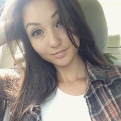 What to do in Seattle traffic? Take selfies  #sorrynotsorry #camerawhore #selfie #igdaily #kristinachai