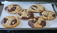 Most of us who grew up in Massachusetts are familiar with the story of how Ruth Graves Wakefield invented the chocolate chip cookie, also known as Toll House cookies.  For those of you who aren't, ...