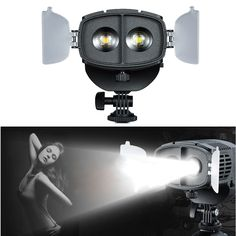 >> Click to Buy << Bi-Color Dimming Spotlight to Flood Light LED Video Focus Light for Canon Nikon DSLR Camera DV Camcorder Photo Studio Wedding #Affiliate