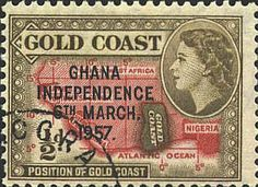 """Before this country was known as (The Republic of) Ghana, it was called Gold Coast. The founding fathers, Dr. Kwame Nkrumah and Dr. J.B. Danquah changed the name to Ghana after doing exstensice research on the orgins, culture, and history of the people of Ghana. The name Ghana comes from the Malie empire which was also known as the Ghana Empire of West Africa. Ghana  also was a title that pertained to the kings who ruled the land, the name meaning both """"warrior king"""" and """"king of gold."""" Republic Of Ghana, The Republic, Ghana Empire, Ashanti People, Warrior King, Names With Meaning, Founding Fathers, West Africa, Commonwealth"""