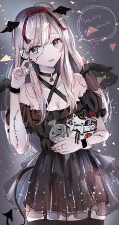 Love Anime Fantasy Click Follow Aninspiring For Spooky Animation Comic Character Costume Anime Hallowee Anime Fantasy Anime Halloween Anime Neko
