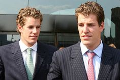 """""""Today, the Bitcoin's market cap is at $4 billion, we believe it could reach $400 billion."""" - Cameron Winklevoss"""