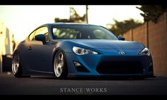 Scion FR-S by Rotiform... Another awesome car from Rotiform. Absolutely love this color.