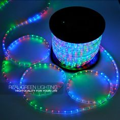 25ft 120v multi color led rope light 38 inchled rope lightrope find this pin and more on ul listed led rope light aloadofball Choice Image