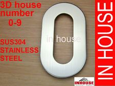 Luxello Modern 10 House Address Numbers surroundingcom