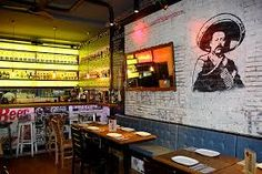 Central Mexicana Pozuelo de Alarcón. La primera #restaurantes #mexicanos