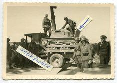 Foto : Panzer aus Polen auf Militär-LKW aus Polen verladen im 2.WK | eBay