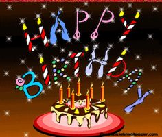 Free Animated Birthday Cake Graphic | Cake Happy Birthday Animated Scrap Punjabi Wallpaper, Pictures ...