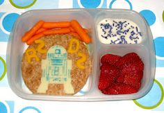 #StarWars #bento for my boy with #R2D2