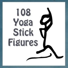 stick figures yoga and sticks on pinterest