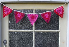 Ravelry: Granny Bunting pattern by Crochet with Raymond
