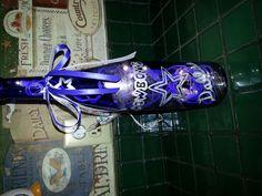 Dallas Cowboys Bottle light