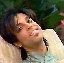 Prince flirting with Mel B. So irresistible.