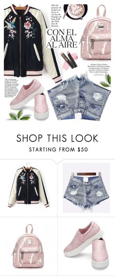 """Yoins"" by yexyka ❤ liked on Polyvore featuring L.A. Girl"
