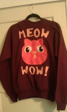 Hey, I found this really awesome Etsy listing at http://www.etsy.com/listing/156807376/meow-wow-custom-handmade-mabel-pines