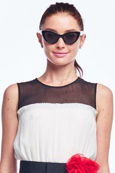 Os óculos do verão 2016, segundo as passarelas internacionais | Chic - Gloria Kalil: Moda, Beleza, Cultura e Comportamento