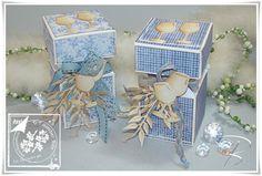 Anleitung für raffinierte Geschenkschachteln mit dem Joy!Crafts Envelope Board inkl. Anleitungsvideo http://billes-bastelblog.blogspot.de/2016/02/diy-raffinierte-geschenkschachteln-mit.html Viele Bastelgrüße Bille