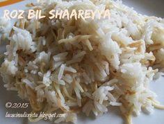 La cucina di Cristina: Roz bil shaareyya  ( Riso con i vermiceli/capelli ...