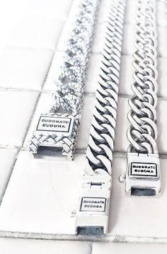 Zilveren Buddha to Buddha armbanden
