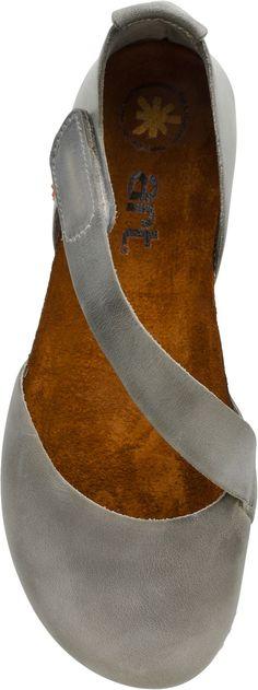 Art Creta 442 Womens Closed Toe Sandal (Grey), $150