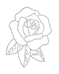 The Latest Trend in Embroidery – Embroidery on Paper - Embroidery Patterns String Art Templates, String Art Patterns, Card Patterns, Applique Patterns, Doily Patterns, Charlie E Lola, String Art Diy, Art Perle, Embroidery Cards