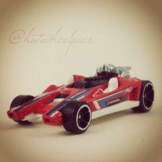 Honda Racer - 2015 Hot Wheels - HW Race - Track Aces #hotwheels | #diecast | #toys | #Honda | #hwp2015ml