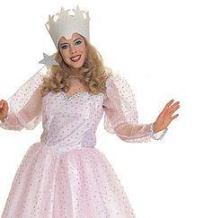 Glinda the Good Witch - Adult Costume  sc 1 st  Pinterest & American Duchess: 8 Easy Historical Halloween Costume Ideas ...