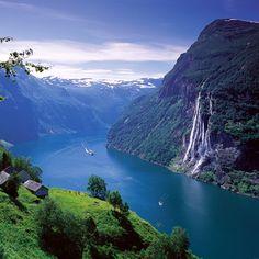 Bergen_Norvège