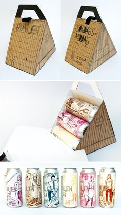 packaging original et pratique