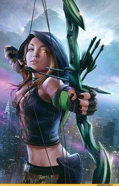 Fantasy, Anime, and Cartoon Fantasy Warrior, Fantasy Girl, Warrior Girl, Fantasy Women, Dark Fantasy Art, Fantasy Artwork, Warrior Women, Dark Warrior, Digital Art Fantasy