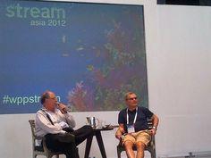 Yossi interviews Martin — Stream Asia 2012