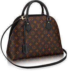 Louis Vuitton Alma B'N'B Bag | Bragmybag