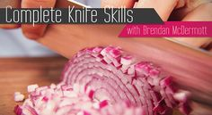 Complete Knife Skills Online Class for FREE