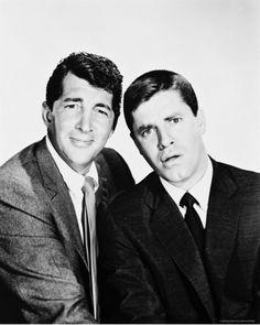 Dean Martin & Jerry Lewis Photo