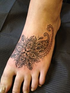 """By Pinky Darling, Cosmic Tattoo  Pretty - might even look good in the """"white""""!"""
