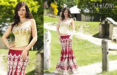 This Is You Feature Life Style: Fancy Sarees l Seasons Lehenga Latest Fish Tail Style Sarees Collection 2013