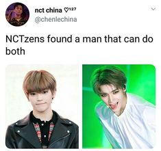 Taeyong is like a cute little rabbit but when he's on stage his inner demon comes out Nct Dream Members, Nct U Members, Memes, Nct Taeyong, Rich Kids, Kpop Boy, Kpop Groups, Jaehyun, Nct 127