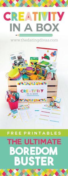 Creativity in a Box