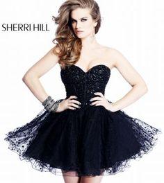 Sherri Hill 2750 #SHERRIHILLSTYLE