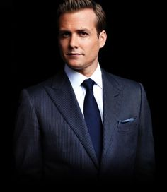 Harvey Specter.... Played by Gabriel Macht Suits