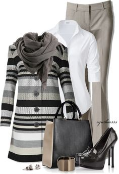 """""""Stunning Stripes"""" by cynthia335 on Polyvore"""