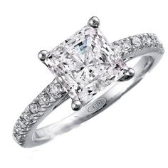 This is the style and almost exactly like my engagement ring although the one in the picture is probably a little bigger. :) I love this style and hope to find a band that will go great with it.